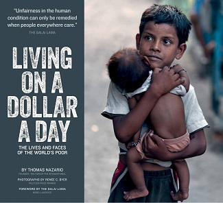 Living on a Dollar a Day book