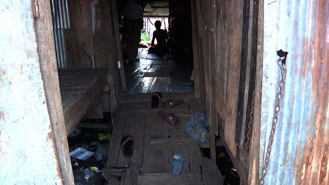 Inside Slum Home