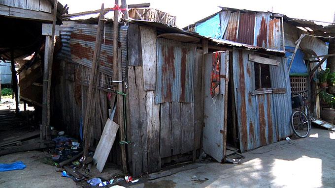 Phnom Penh Slum