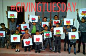 giving tuesday, Tabitha Academy, India